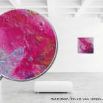Schilderij Sakura