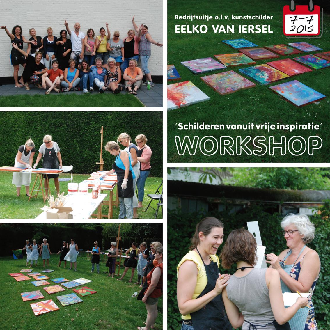 workshop-schilderen-bedrijfsuitje