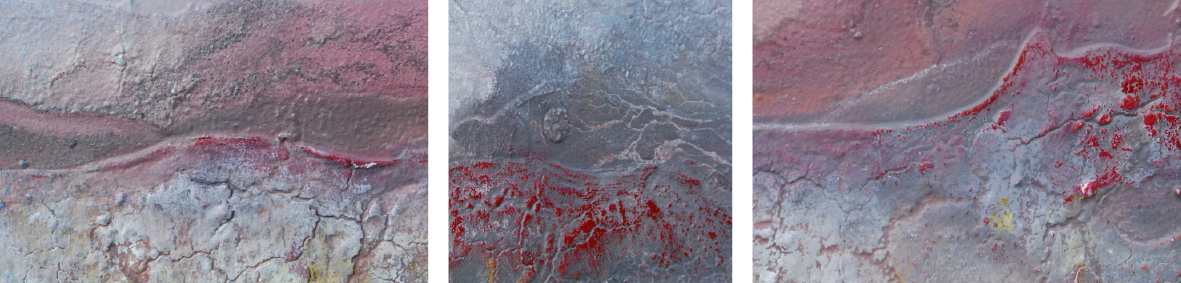 Details 'Schilderij 'La isla de los sueños', van Eelko van Iersel
