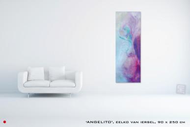 Schilderij Angelitos