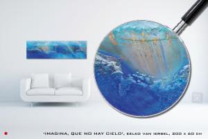 Schilderij Imagina