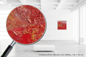 Schilderij Andalucia