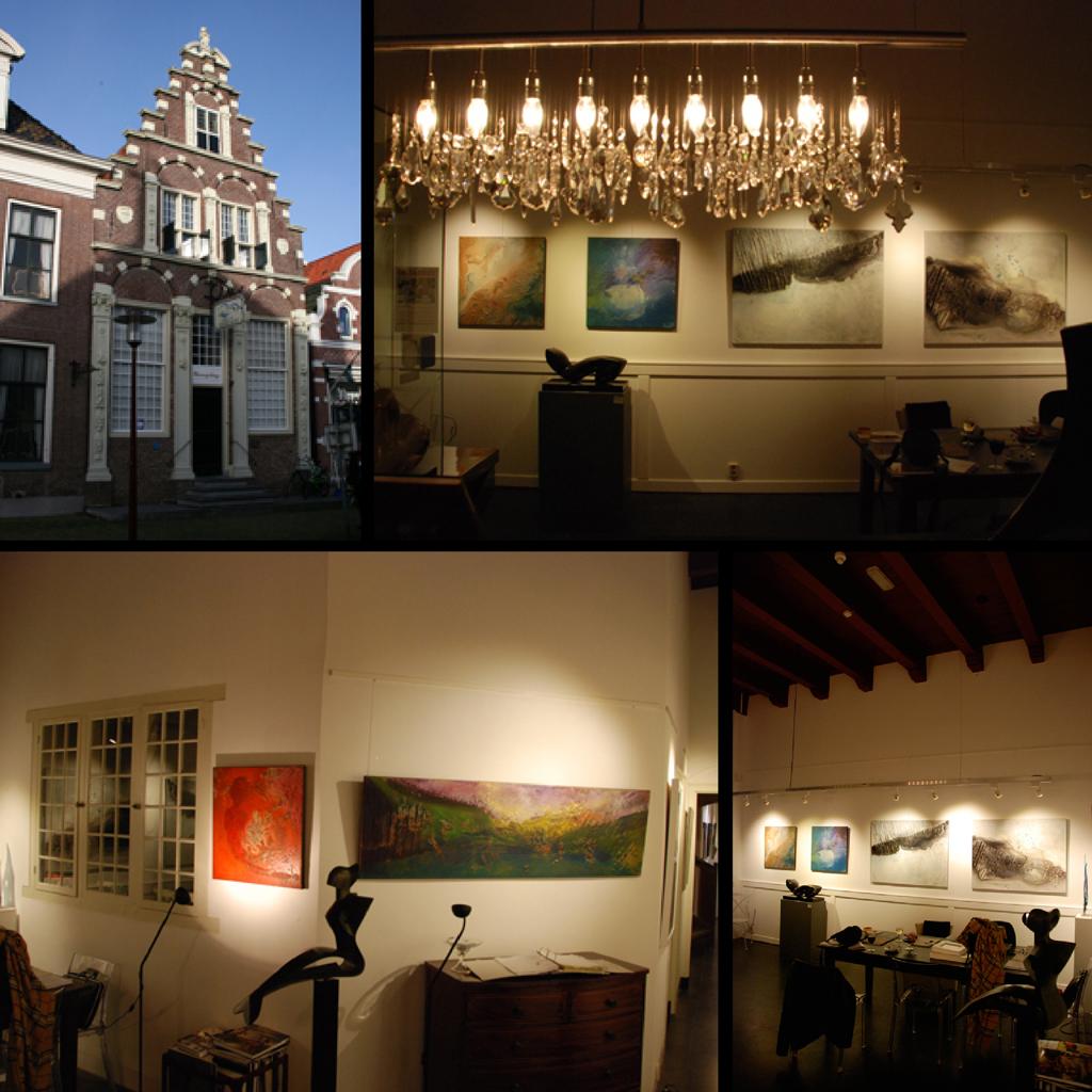 Galerie Kesk in het Sleeuwijkhuis, Noard 5, workum