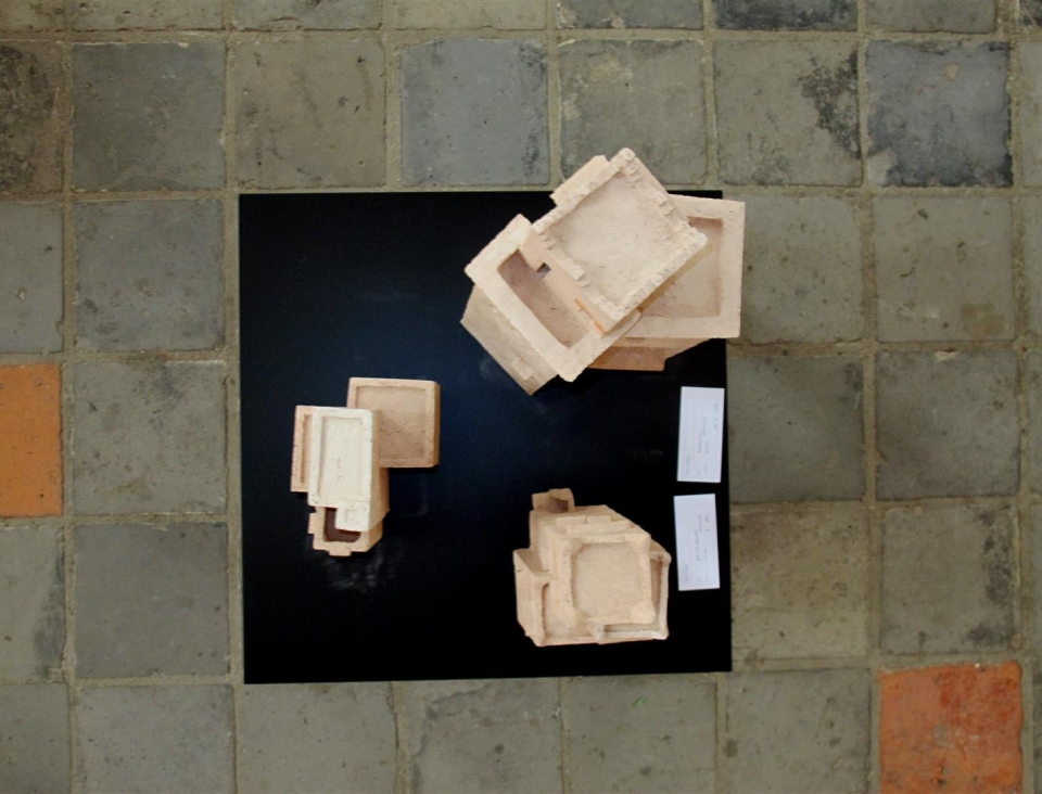 22/23 – 29/30 Maart 2014   Kunst Expositie in het Persings Kerkje
