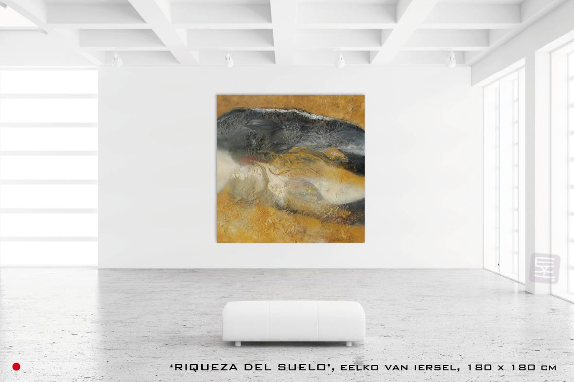Schilderij Riqueza del suelo | verkocht