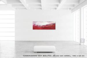 Schilderij kunst Eelko van Iersel galerie Zeven Zomers Nijmegen